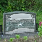 Headstone of Young Girl