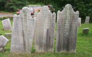 The Tombstones of the Castner Family