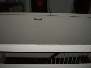 The Attic Door to the Fourth Floor